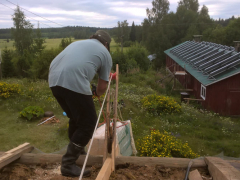 Purupaalit nousevat katolle